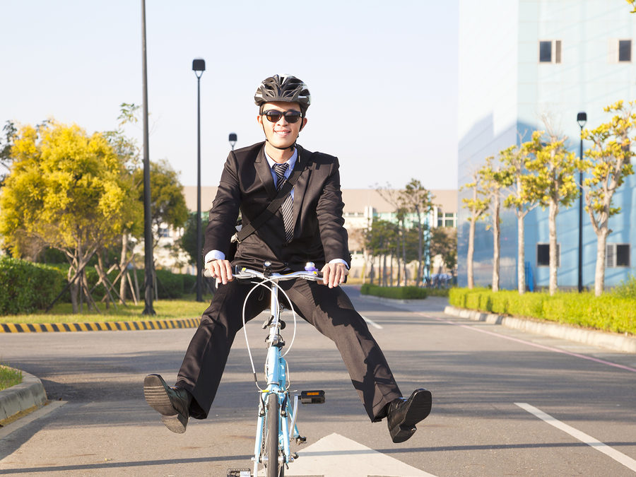Effective Leadership Is Much Like Riding a Bicycle