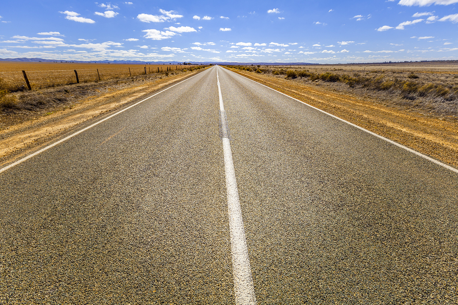 Does Your Career Feel As Though You're Traveling Down That Long, Straight Highway Between Denver, Colorado and Wichita, Kansas?