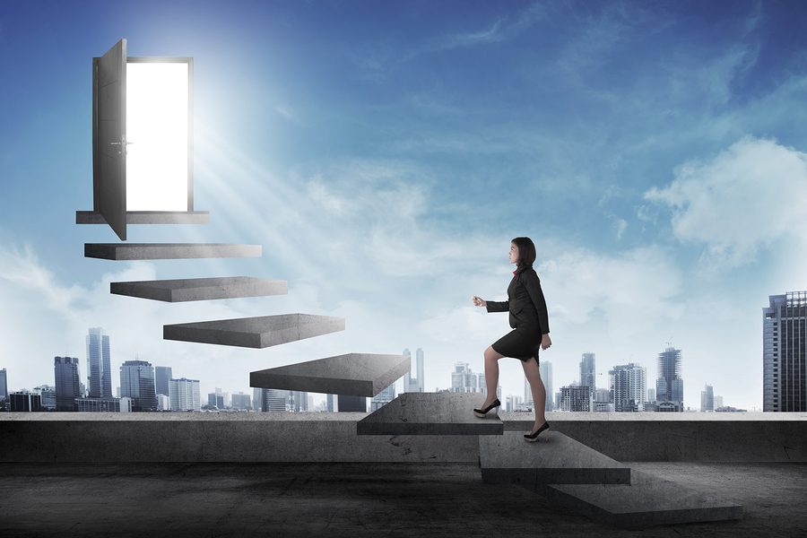 Goals: Stepping Stones to Your Vision